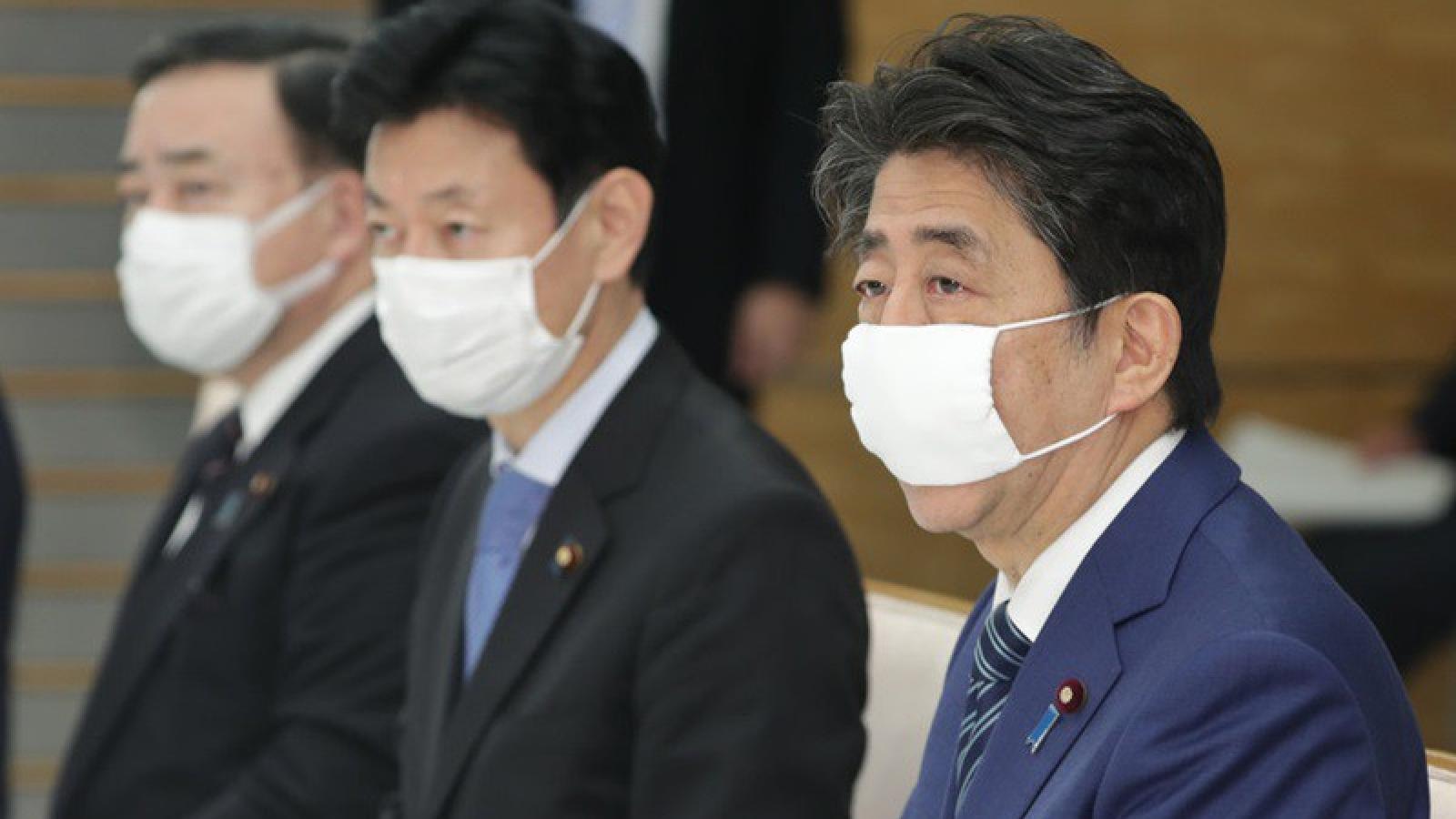Số ca mắc Covid-19 trong ngày tại Nhật Bản tăng cao hơn thời đỉnh dịch