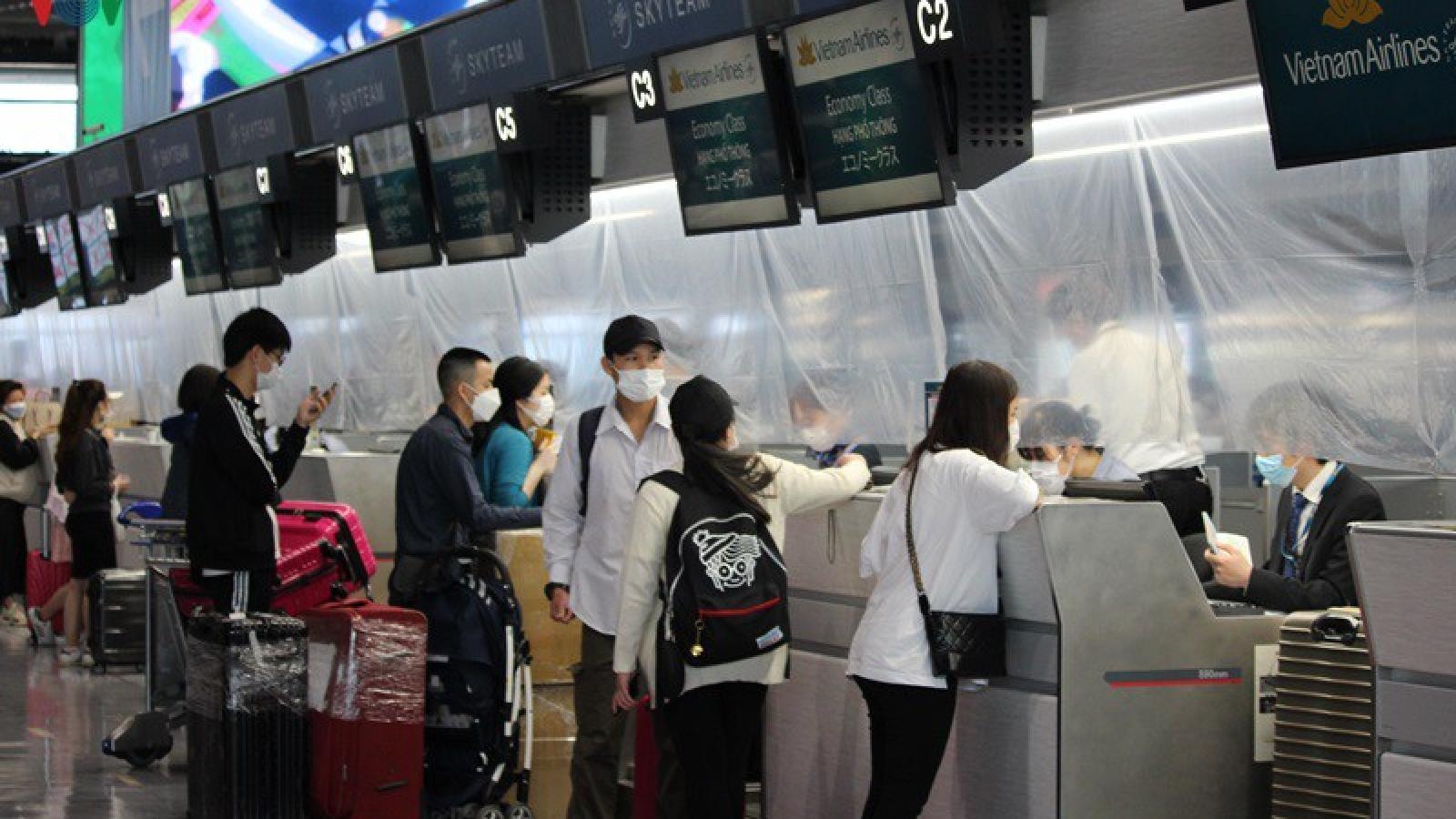 Nhật Bản chính thức nới lỏng nhập cảnh cho Việt Nam và Thái Lan