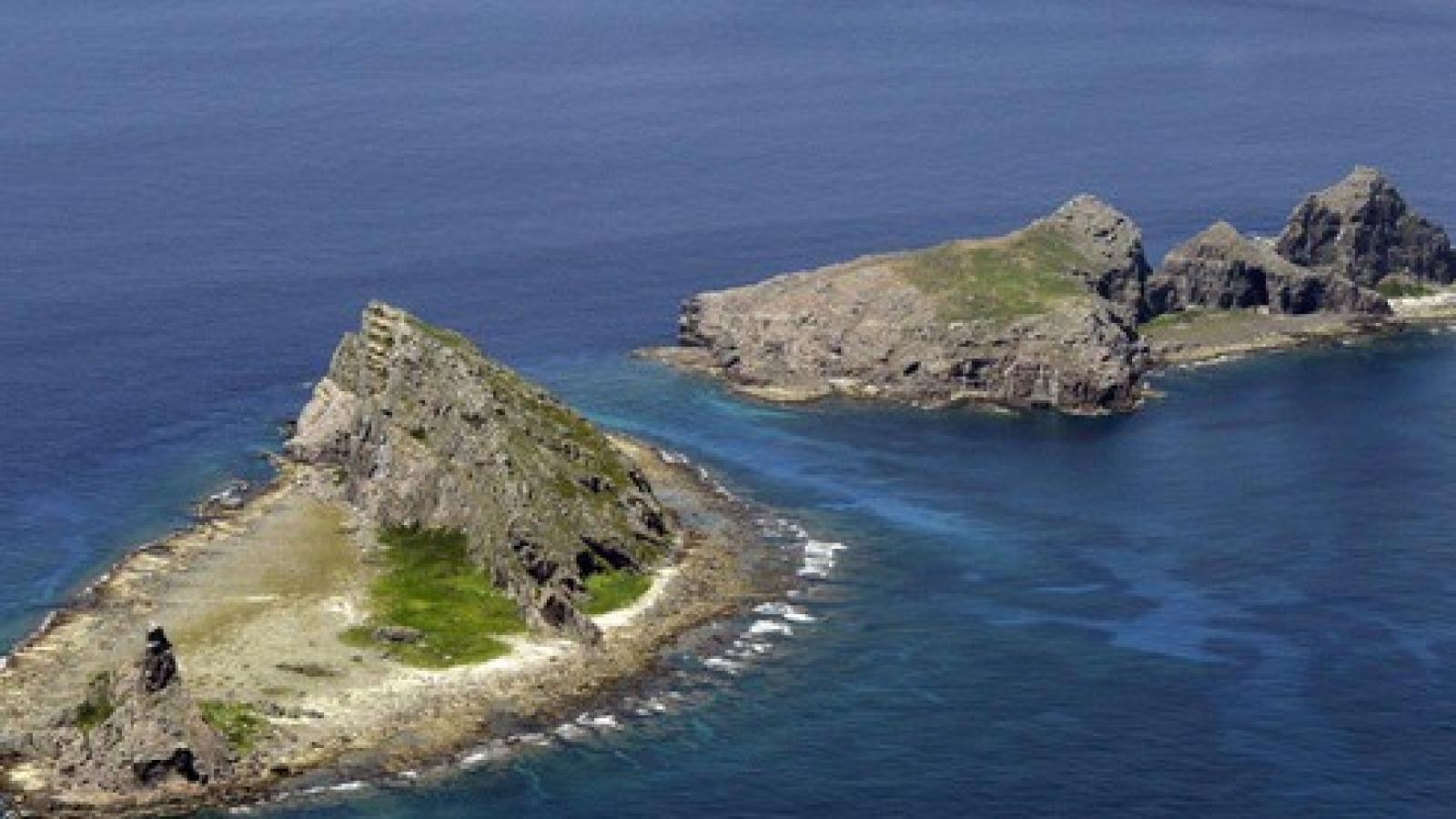 Nhật Bản phản đối Trung Quốc điều tàu tới quần đảo Senkaku/Điếu Ngư