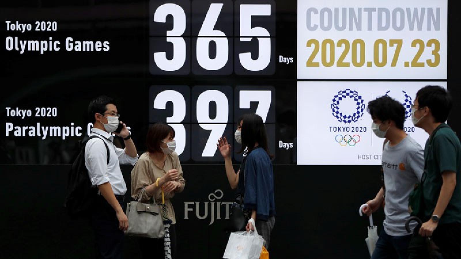 Số ca nhiễm Sar-Cov2 mới tại Tokyo lần đầu vượt mốc 300 người