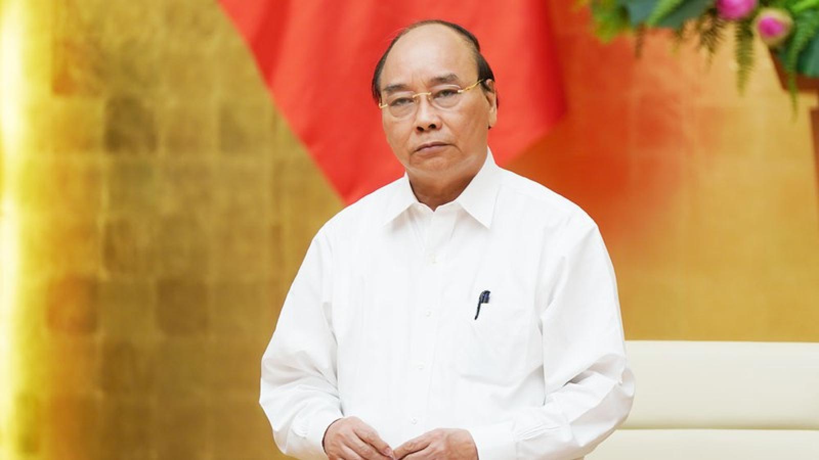 Thủ tướng: Không để Covid-19 lan rộng tại Đà Nẵng và các địa phương