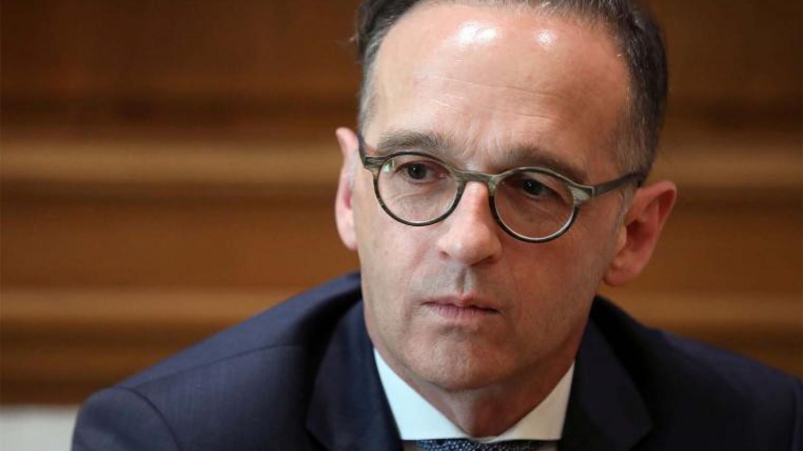 Đức sẽ ngừng xuất khẩu các mặt hàng quân sự sang Hong Kong