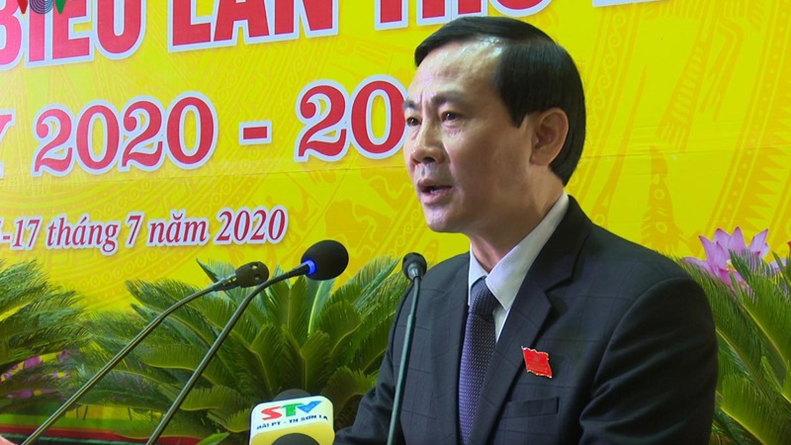 Ông Nguyễn Đức Toàn tái cử chức vụ Bí thư Huyện ủy Vân Hồ, tỉnh Sơn La