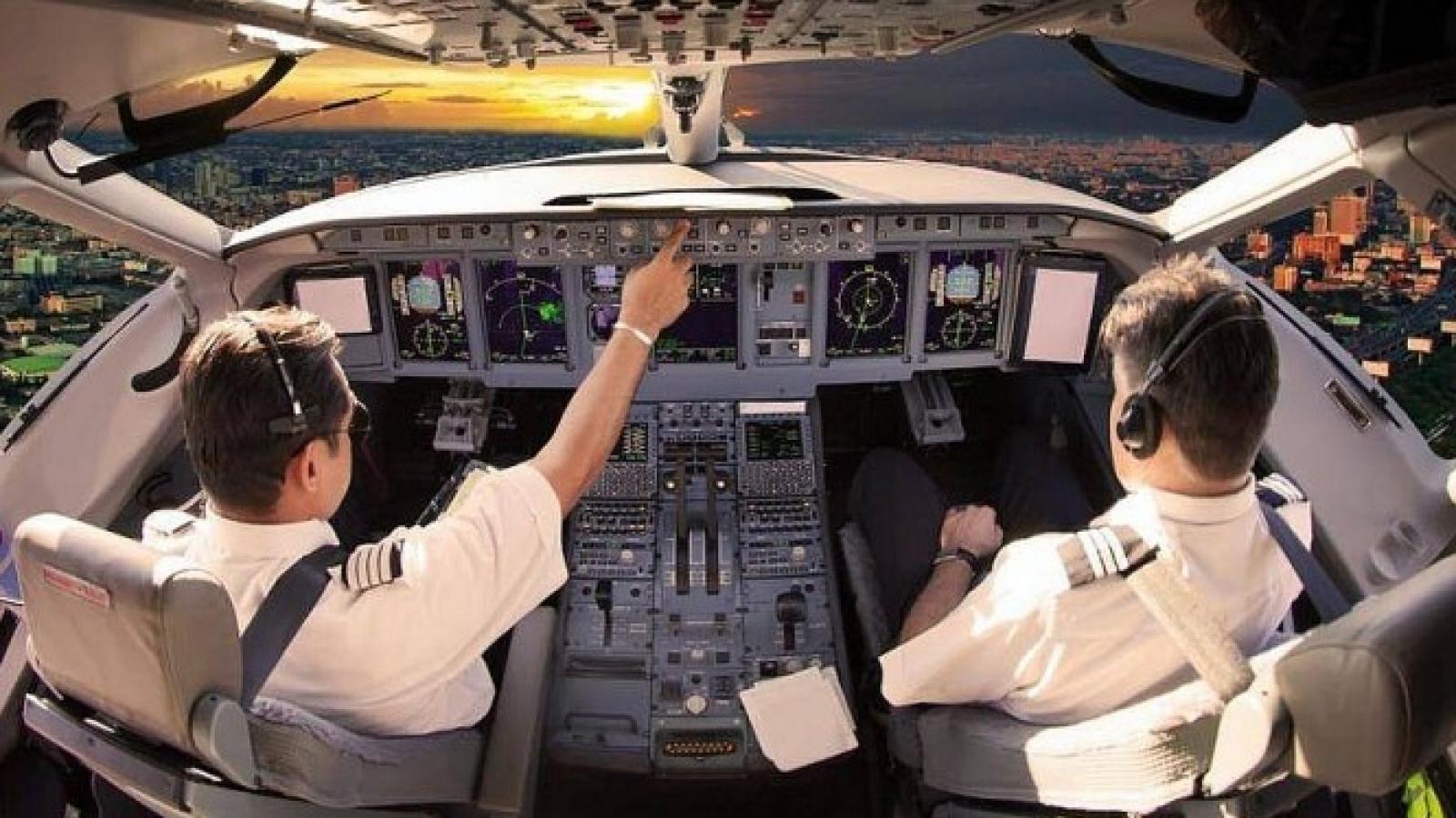 Các phi công Pakistan làm việc tại Việt Nam có bằng lái hợp pháp