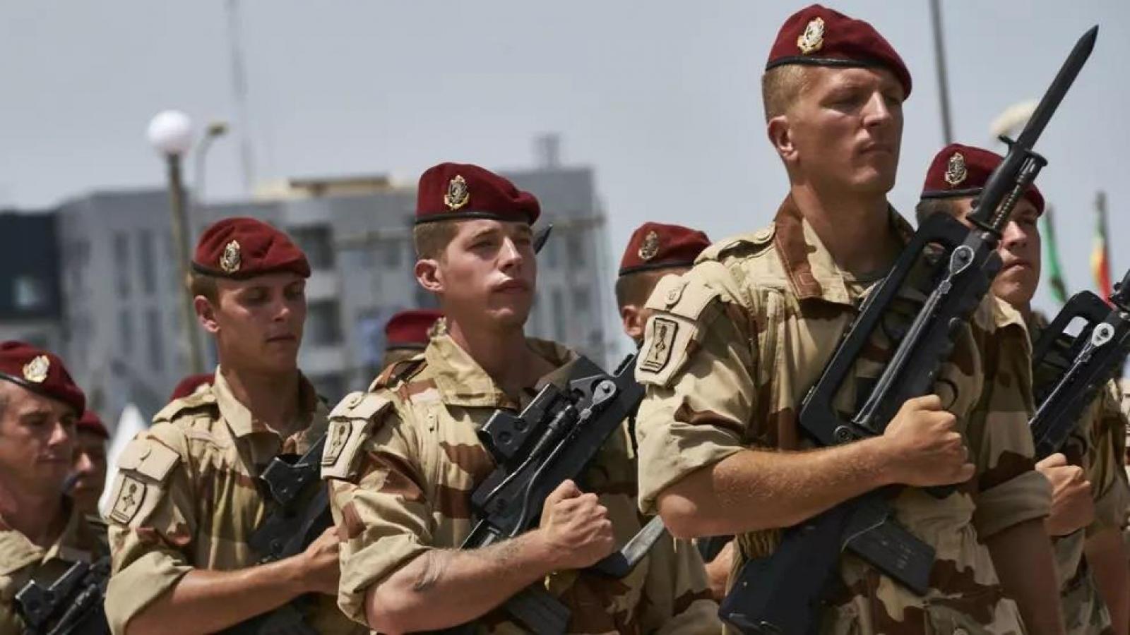 EU triển khai lực lượng đặc nhiệm hỗ trợ chống khủng bố ở châu Phi