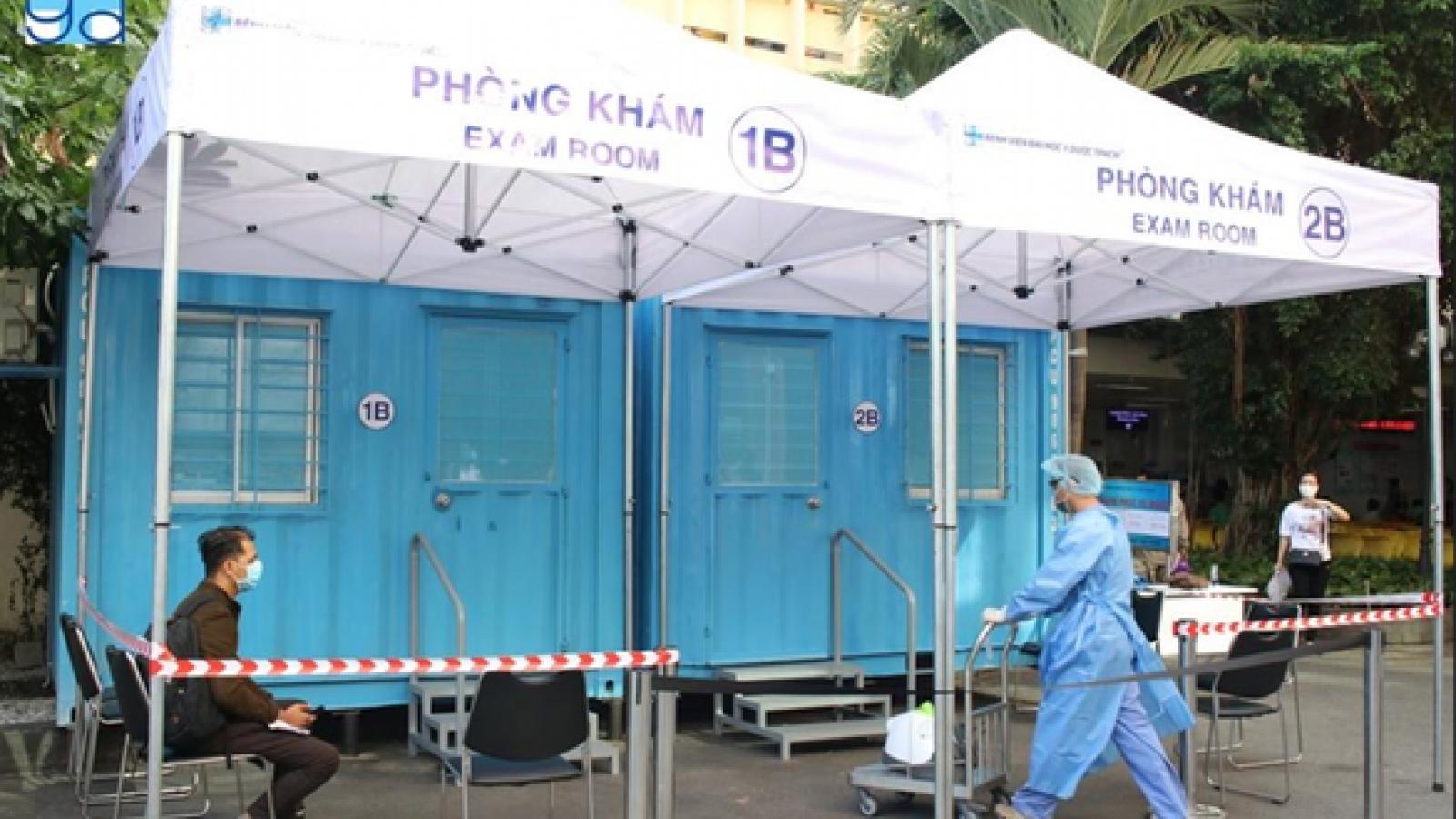 Các cơ sở y tế TPHCM không được từ chối khám cho người về từ Đà Nẵng