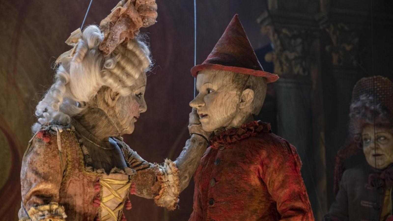 """Sự trở lại của biểu tượng hoạt hình nổi tiếng thế giới """"Pinocchio"""""""