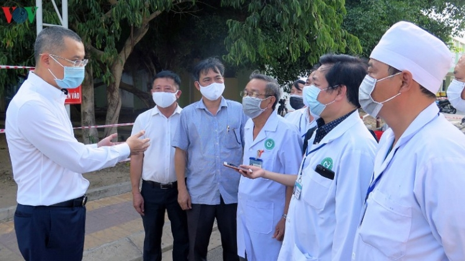 Phú Yên kích hoạt các biện pháp phòng chống dịch Covid-19