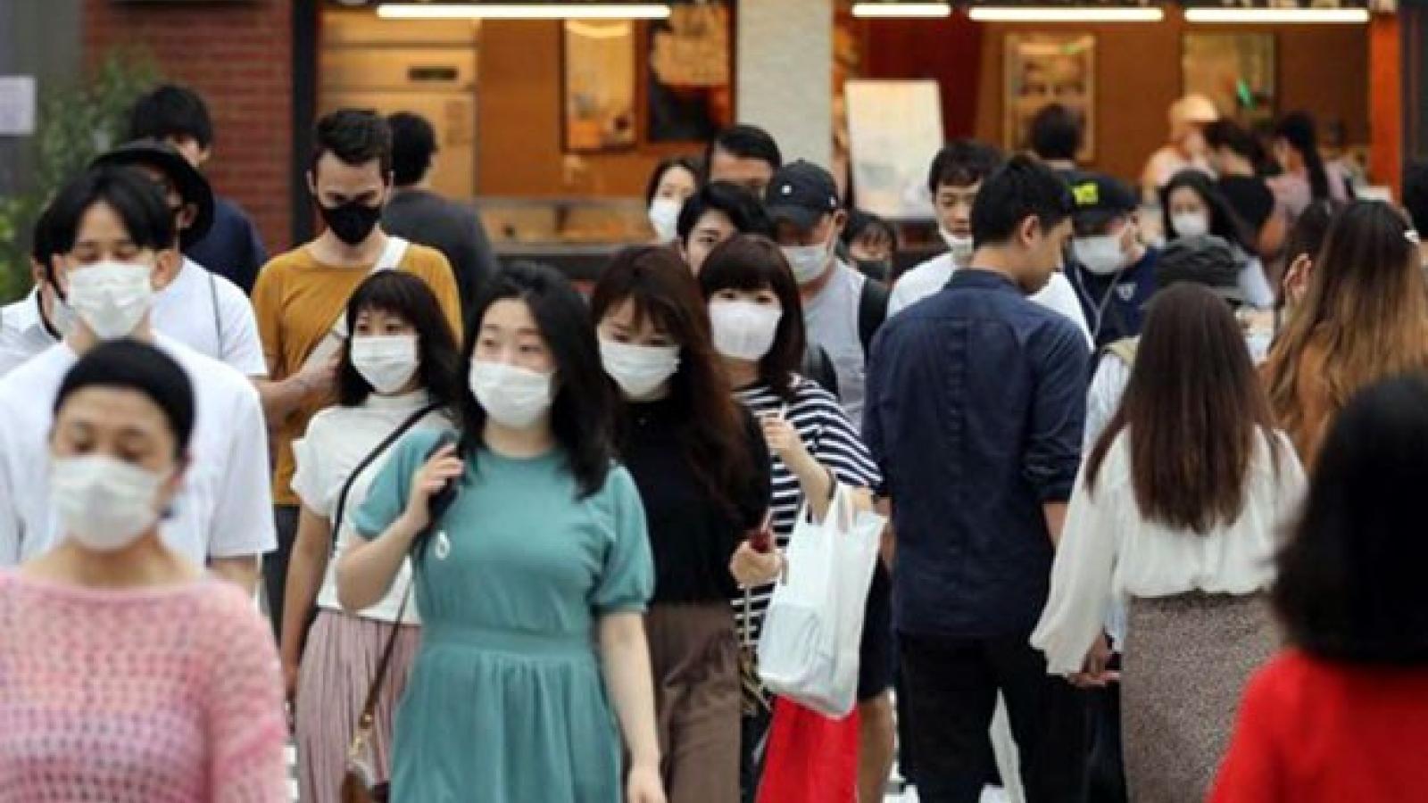 Nhật Bản vượt mốc 30.000 người nhiễm Covid-19