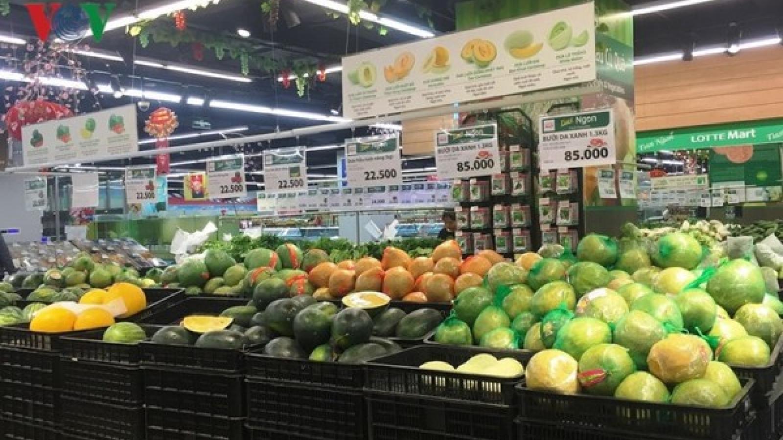 Tìm kiếm cơ hội xuất nhập khẩu trái cây giữa Indonesia và Việt Nam