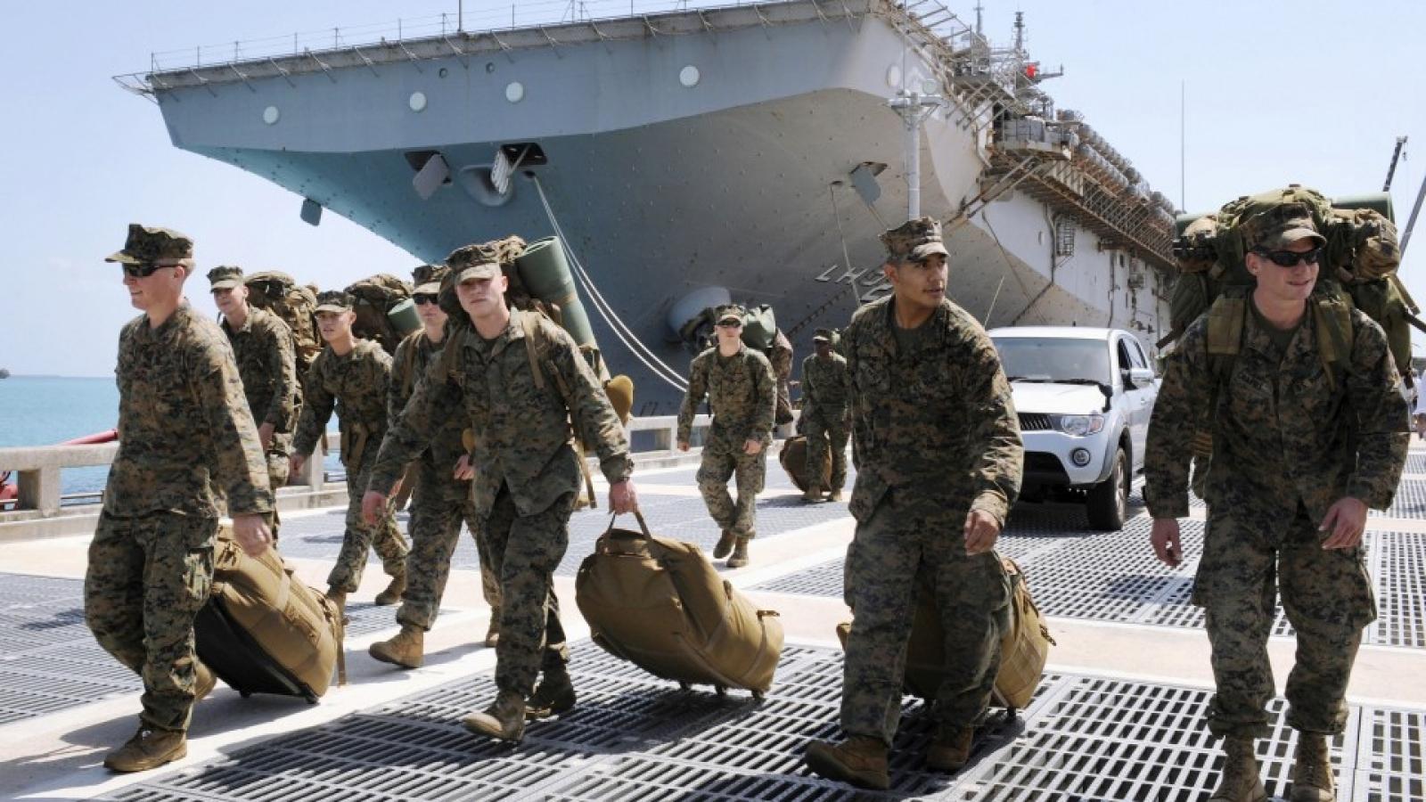 Lo ngại bùng phát ổ dịch Covid-19 trong quân đội Mỹ tại Nhật Bản