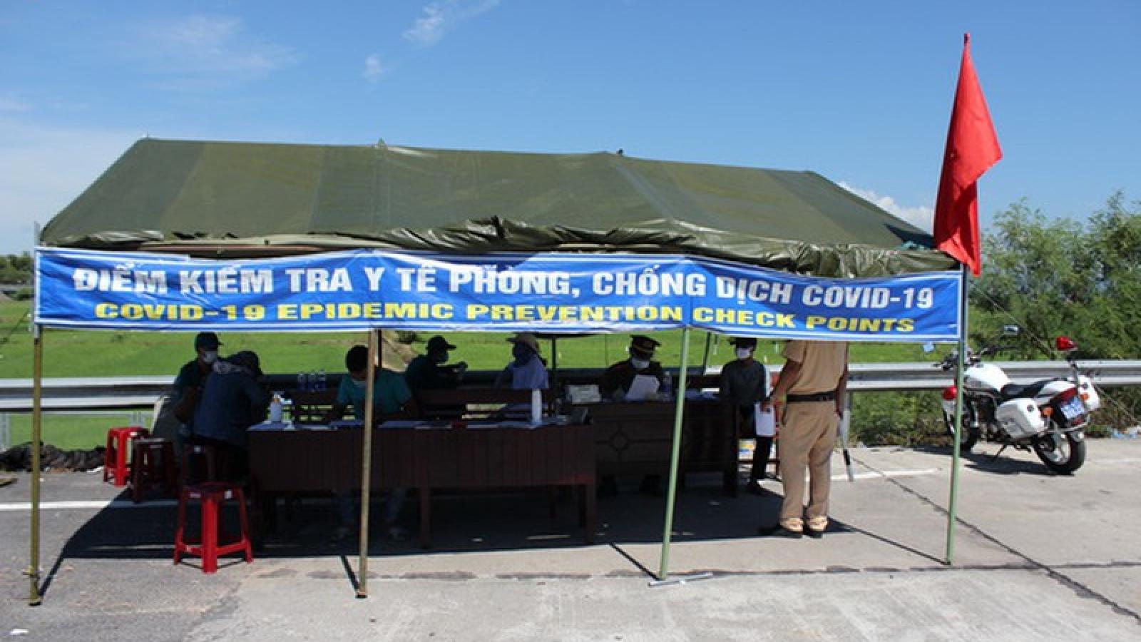 Khẩn trương truy vết các bệnh nhân mắc Covid-19 ở Quảng Nam
