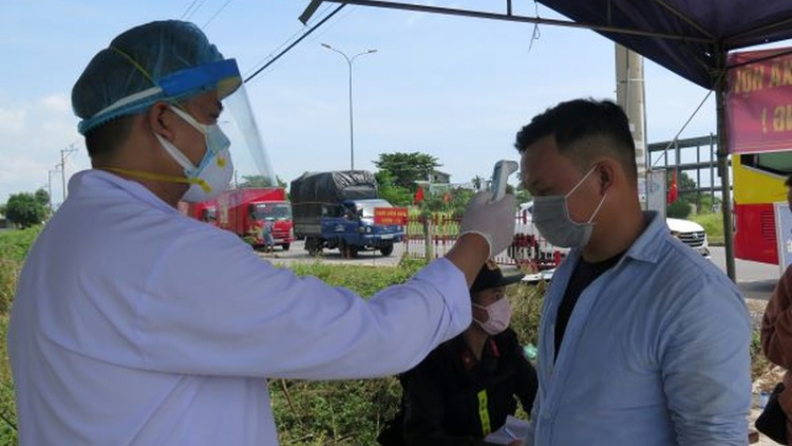 Quảng Ngãi, Đà Nẵng tăng cường mọi biện pháp phòng chống dịch Covid-19
