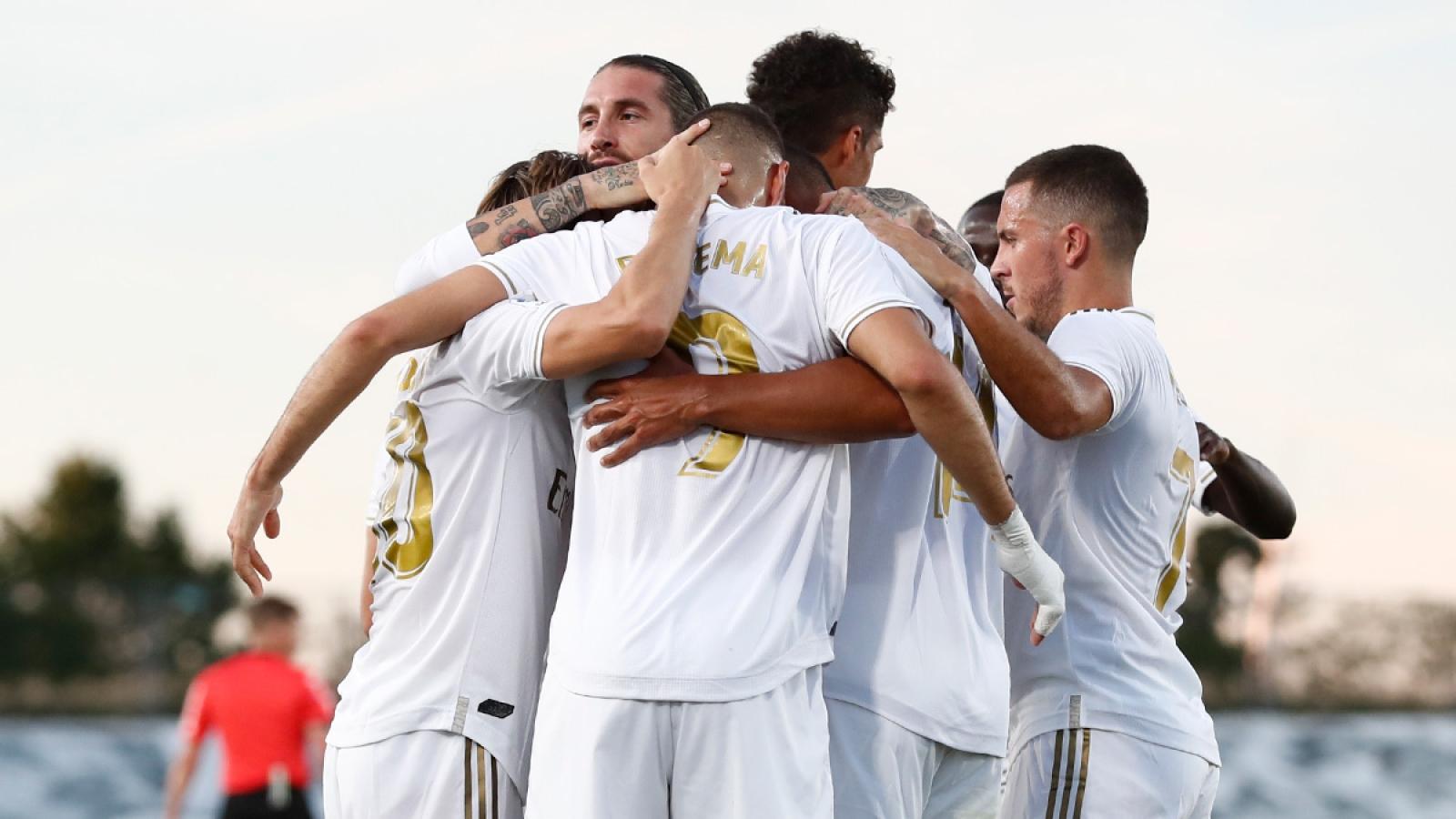 Đánh bại Villarreal, Real Madrid vô địch La Liga 2019/2020