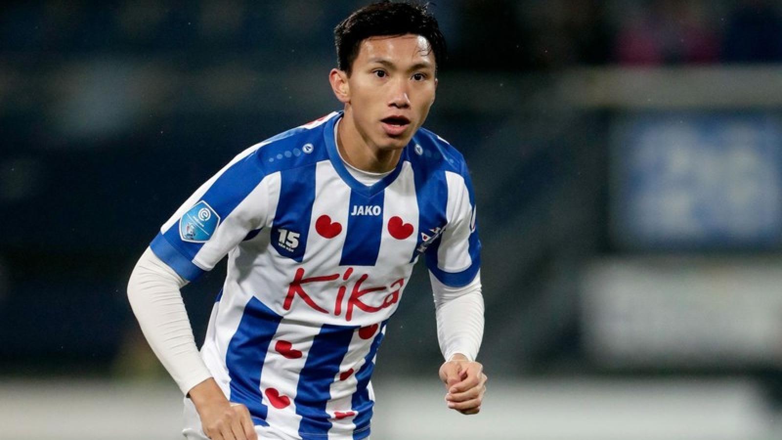 """SC Heerenveen chỉ còn 15 cầu thủ trong đội, Đoàn Văn Hậu bị """"gạch tên"""""""