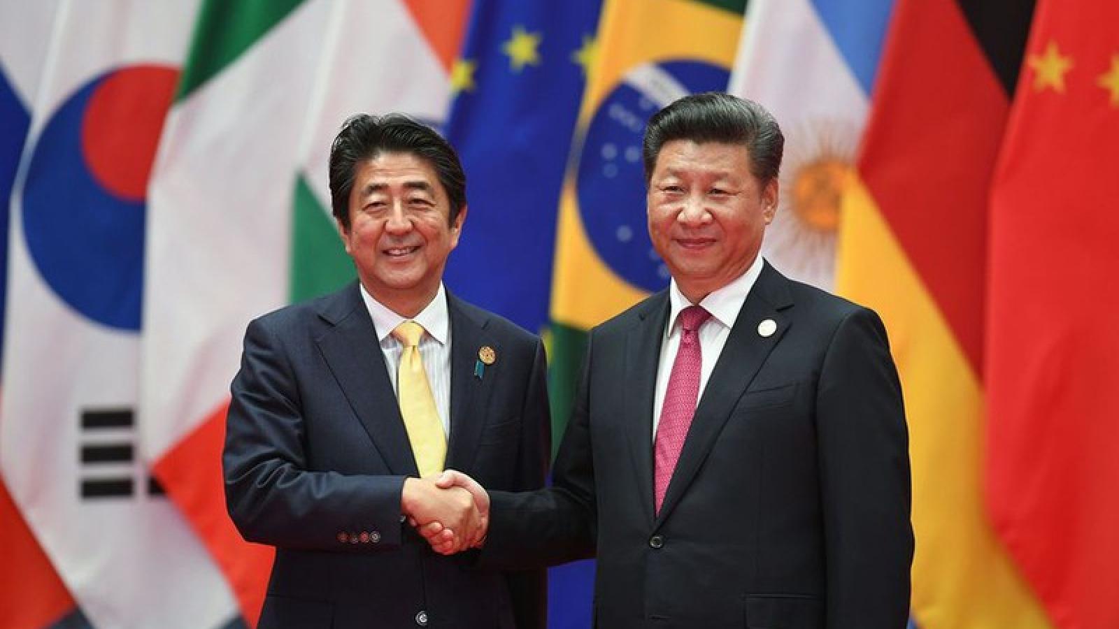 Nhật Bản, Trung Quốc nhất trí nối lại đàm phán về an ninh hàng hải
