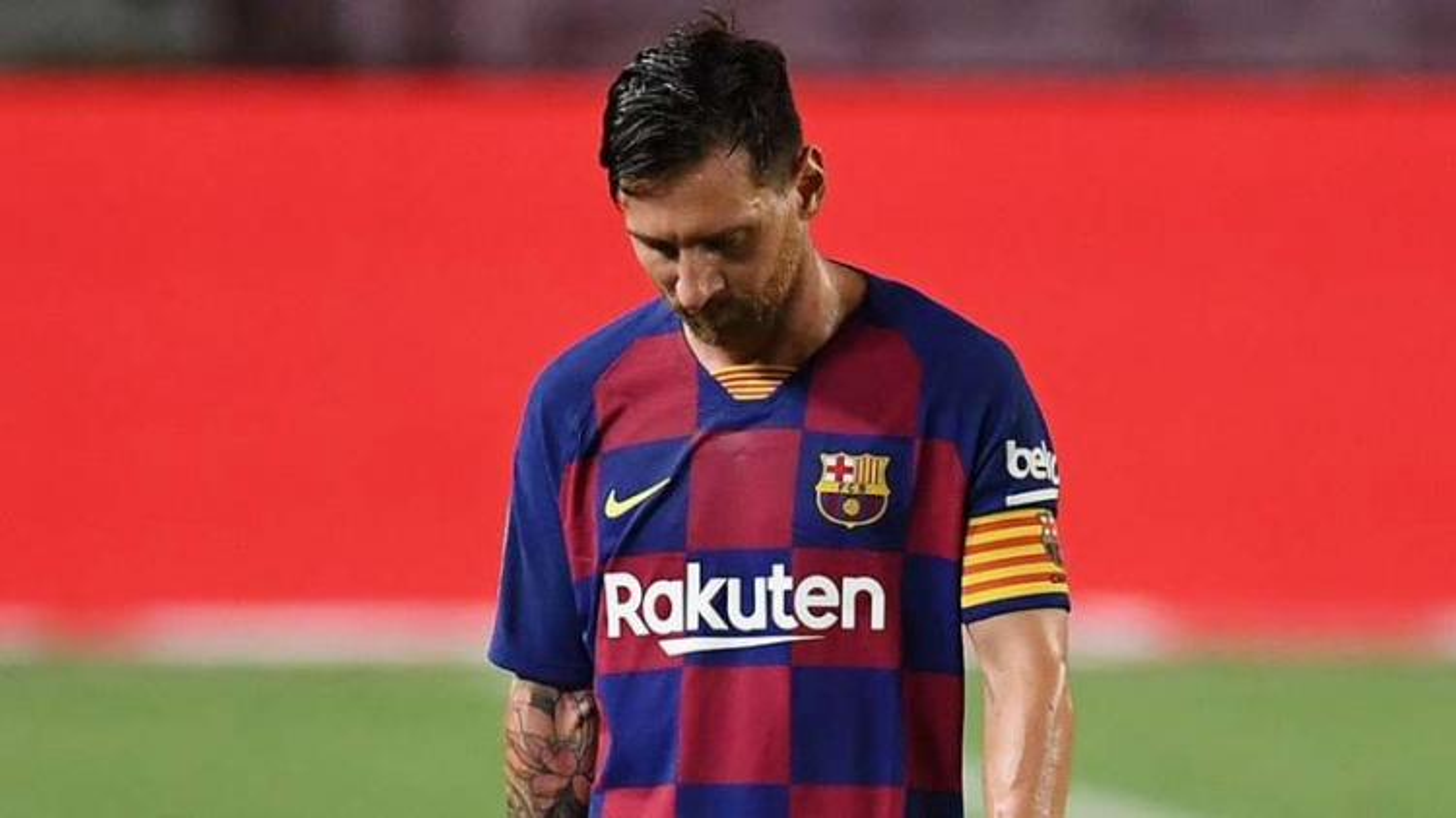 Nhìn Real vô địch La Liga, Messi thừa nhận cay đắng