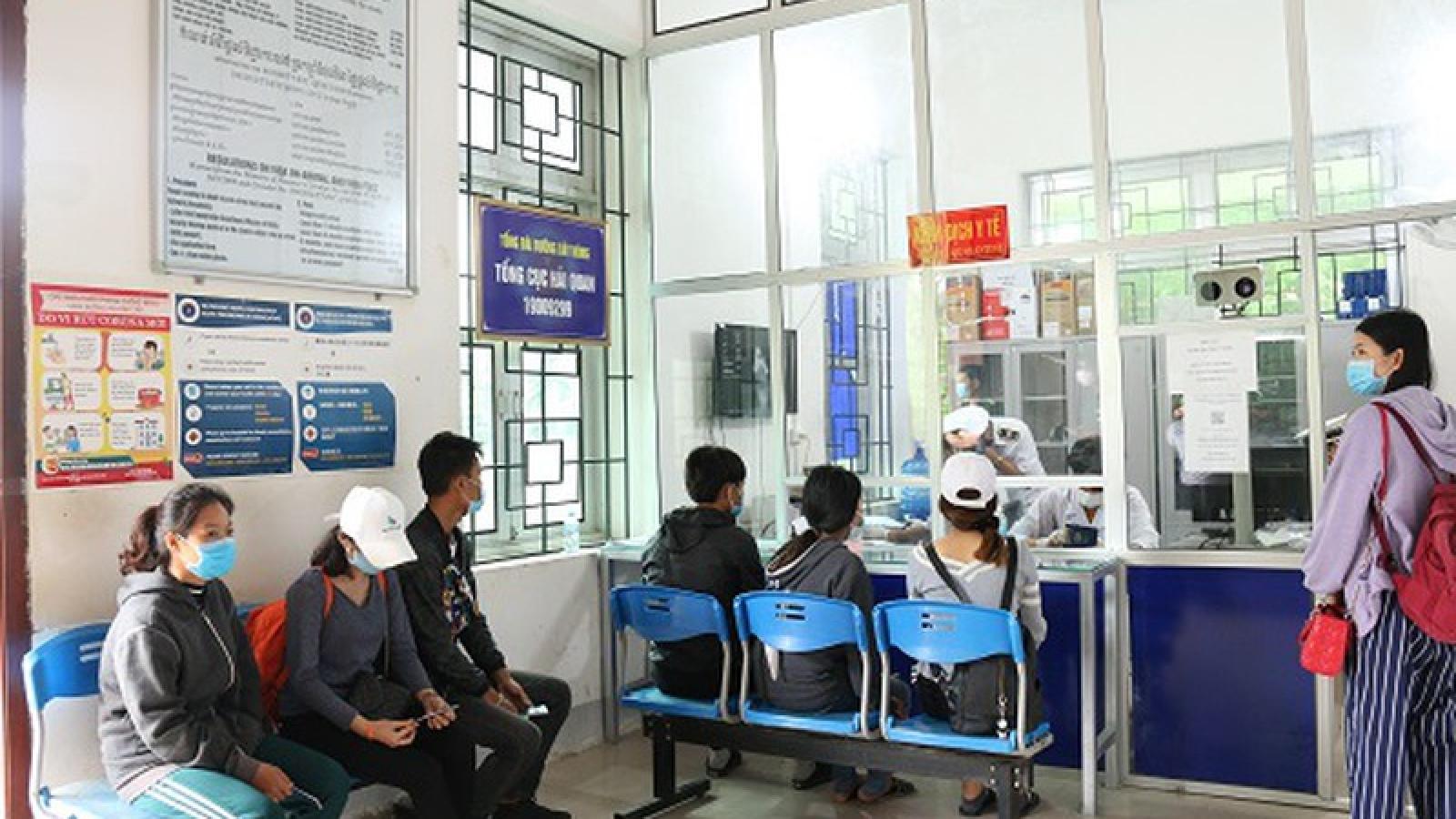 Hơn 700 trường hợp từ Đà Nẵng về Sơn La đang có sức khỏe ổn định