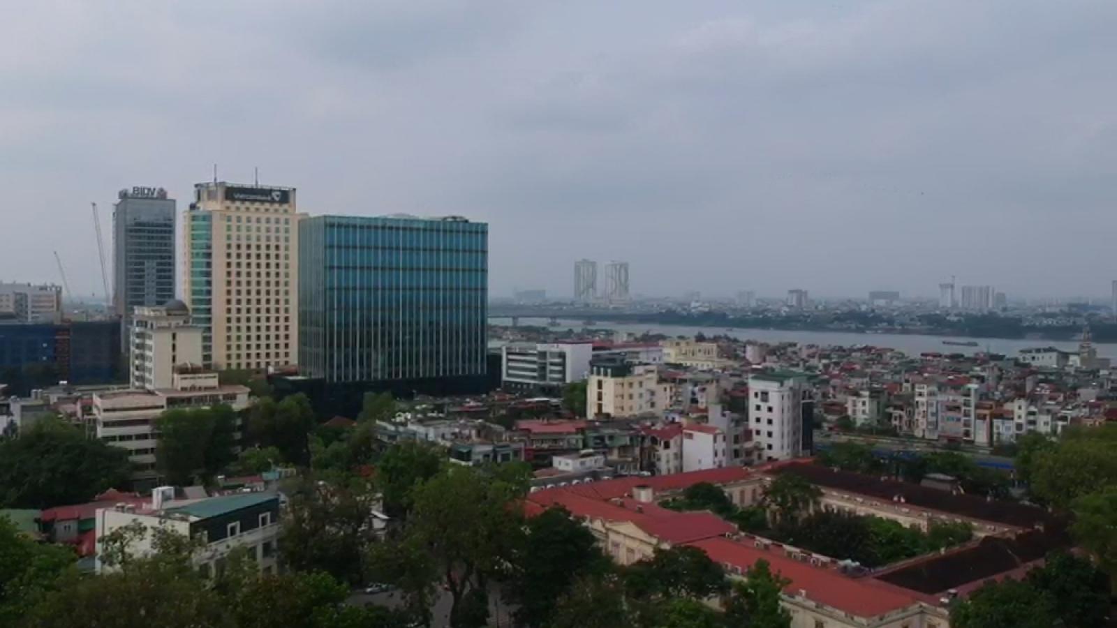 Hà Nội chưa thể làm đê hai bên bờ sông Hồng và di dời 900.000 dân