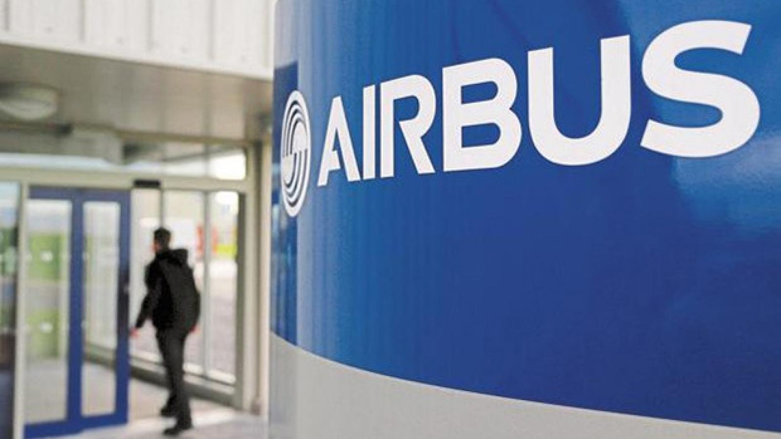 EU yêu cầu Mỹ dỡ bỏ thuế đối với máy bay Airbus