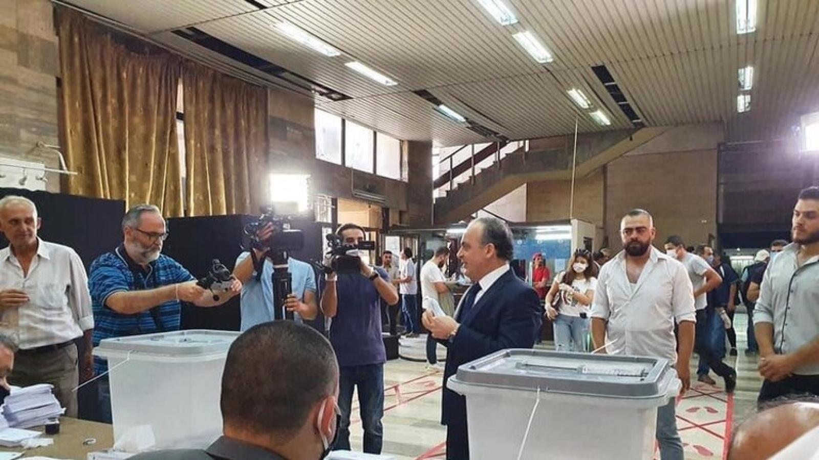 Bầu cử Quốc hội Syria trong bối cảnh dịch Covid-19 đang lây lan