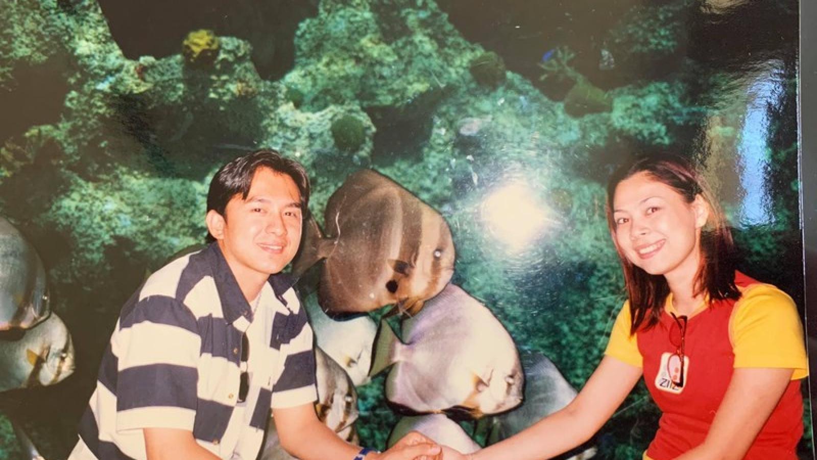 Thanh Thảo xin lỗi vợ Đan Trường vì đăng loạt ảnh tình tứ bên nam ca sĩ