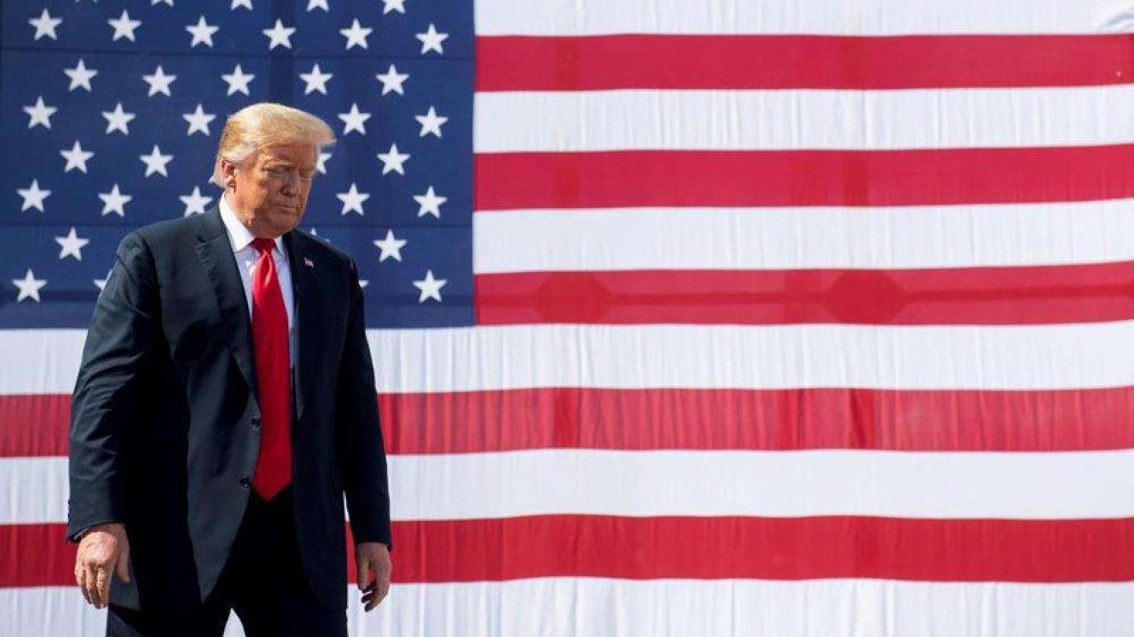 """Bầu cử Mỹ: """"Gót chân Achilles"""" của Trump và kế hoạch để Biden bứt phá"""