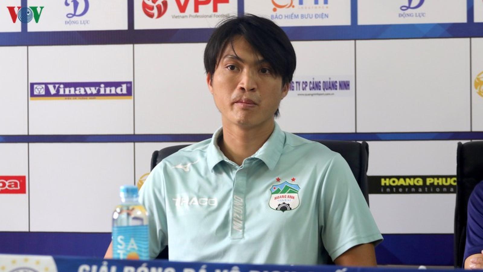 Tuấn Anh: Được đối đầu với Hà Nội là niềm vui với tôi