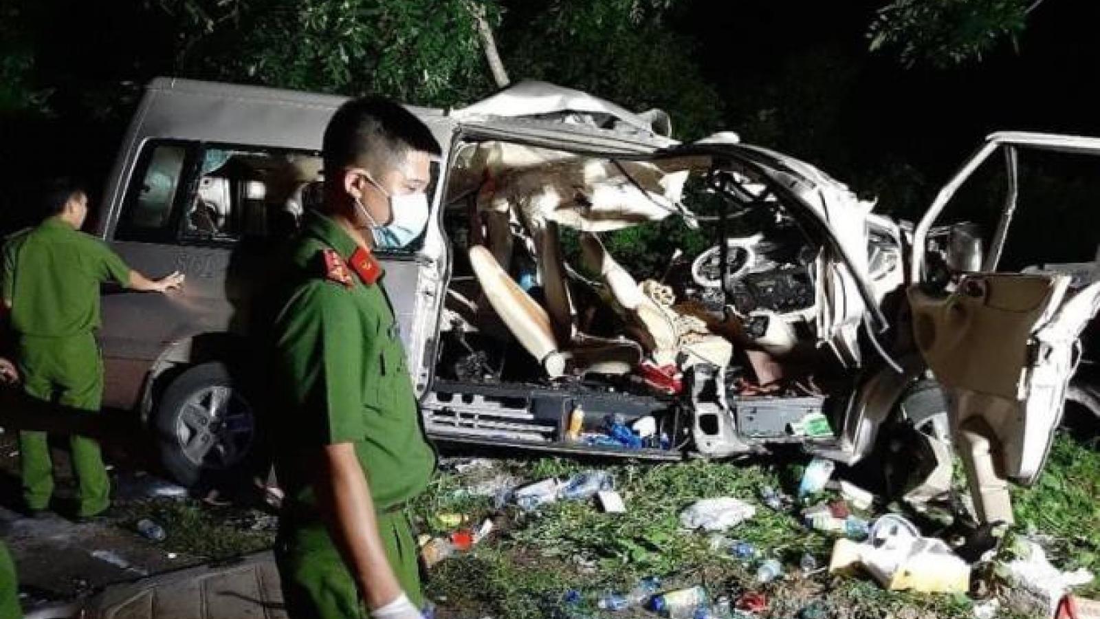 3 người bị thương trong tai nạn giao thông ở Bình Thuận được ra viện