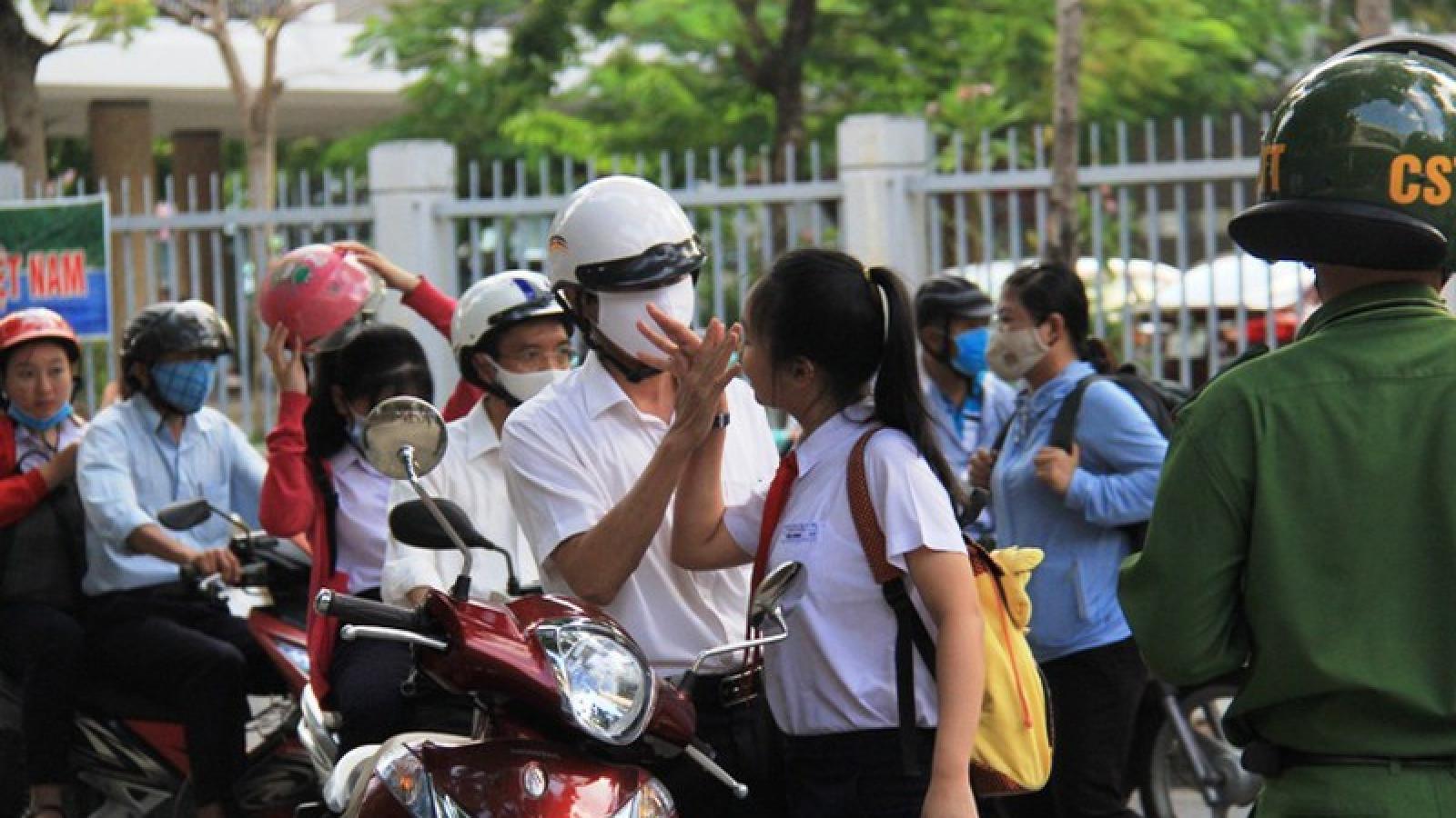 Hơn 13.000 học sinh Đà Nẵng thi môn Ngữ văn mở đầu Kỳ thi vào lớp 10