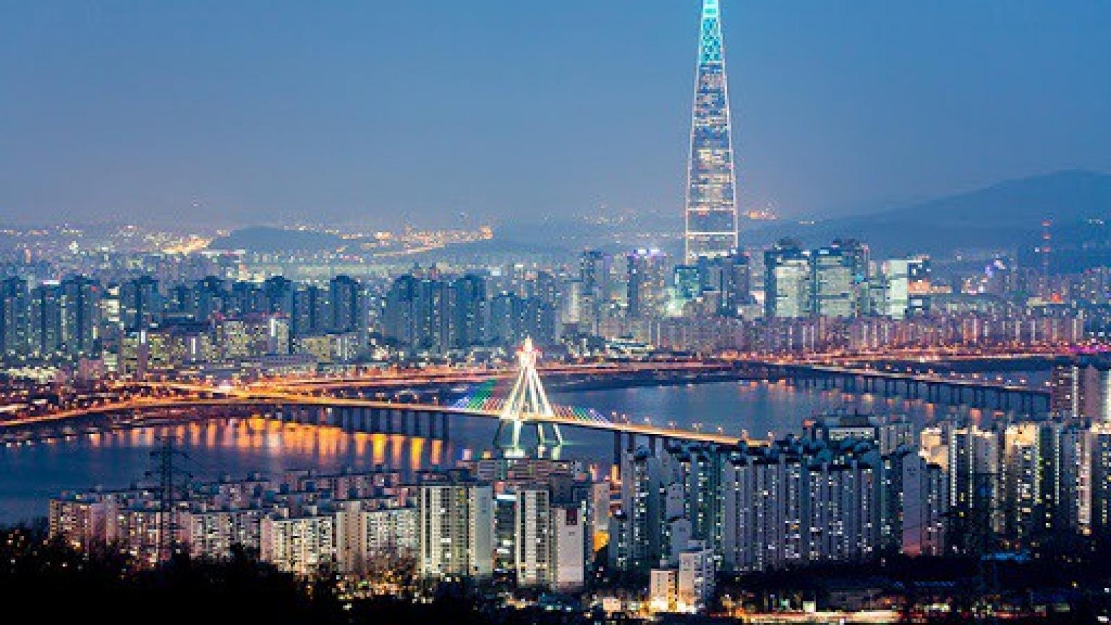 Đảng cầm quyền Hàn Quốc đề xuất di dời thủ đô hành chính khỏi Seoul