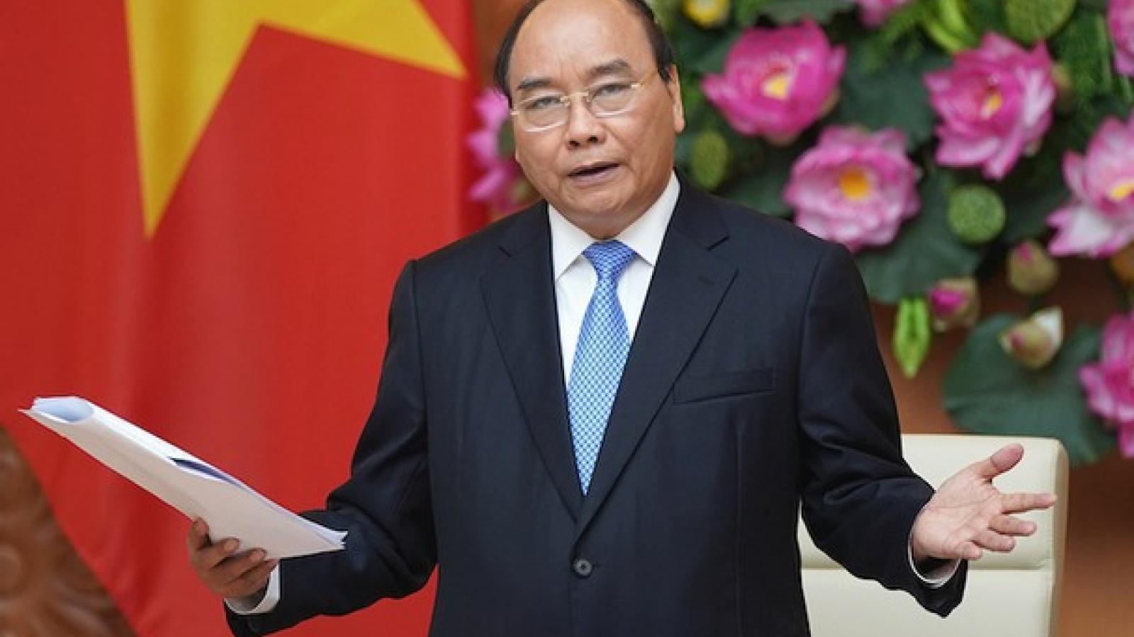 Thủ tướng hoan nghênh TP.HCM cam kết giải ngân hết vốn đầu tư công