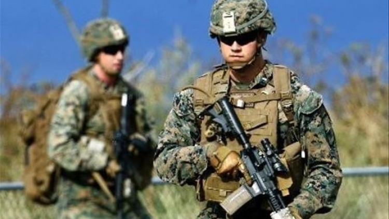 11 lính thủy đánh bộ Mỹ thương vong, mất tích vì tai nạn khi diễn tập