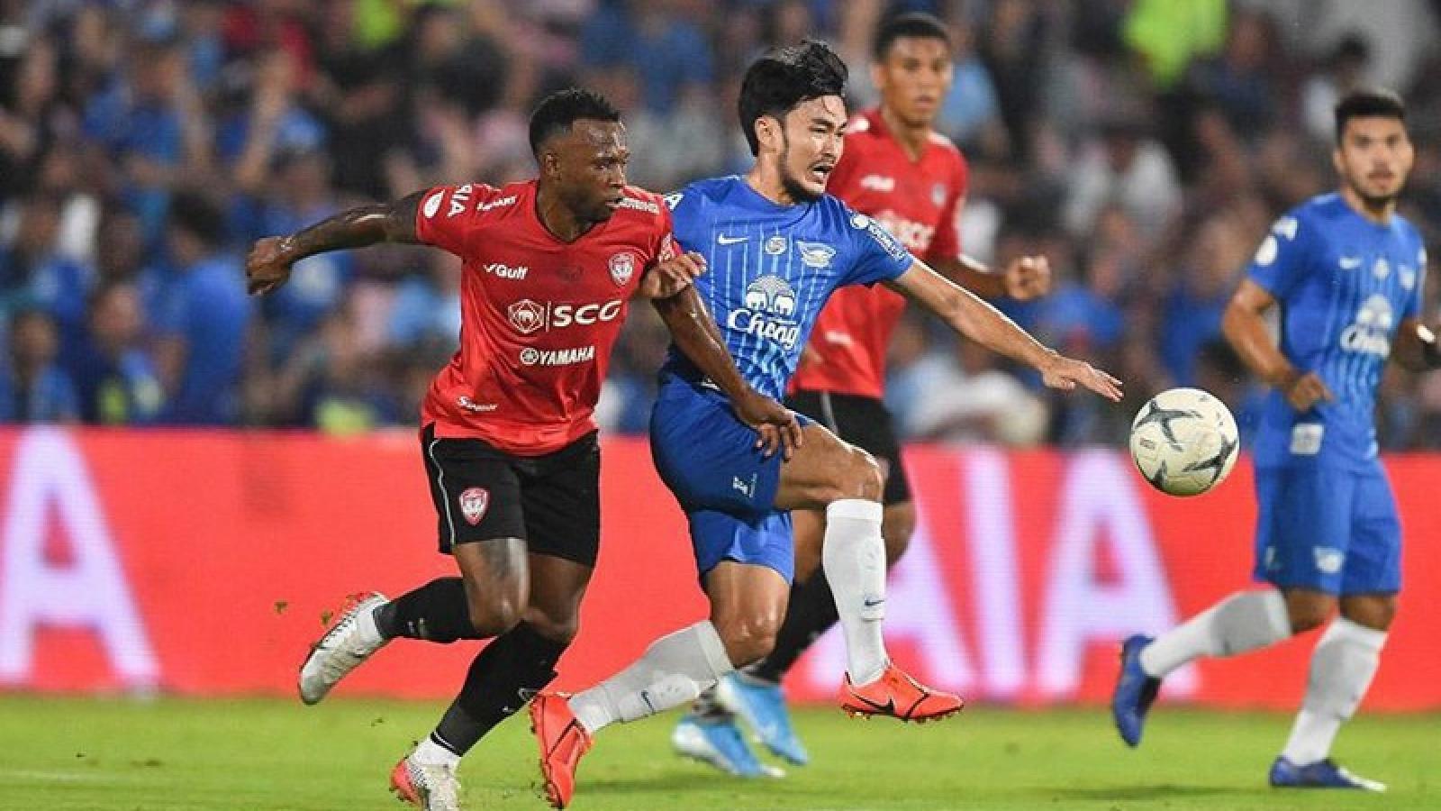 Thai League chưa thể trở lại, bóng đá Thái Lan rơi vào khủng hoảng