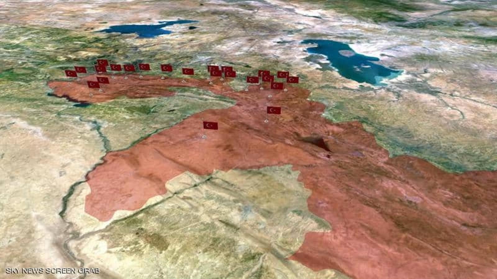 Iraq và Thổ Nhĩ Kỳ căng thẳng ở biên giới