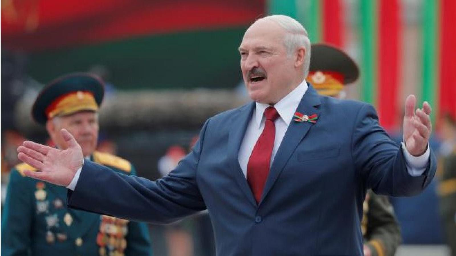 Tổng thống Belarus mắc Covid-19