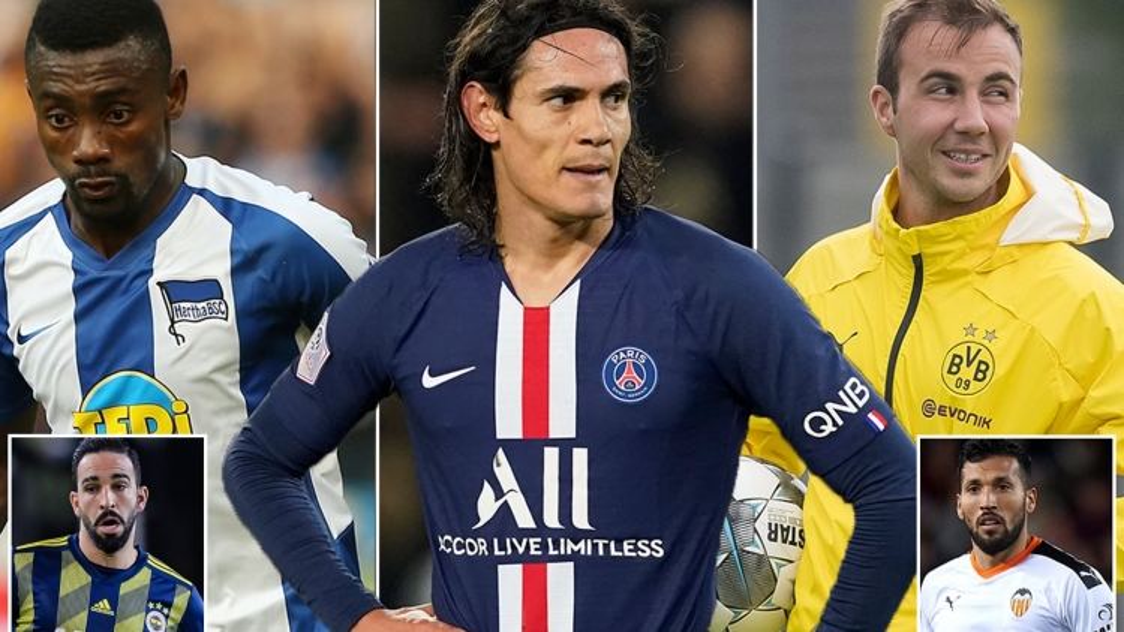 Top 10 cầu thủ nổi tiếng thế giới đang trong cảnh thất nghiệp