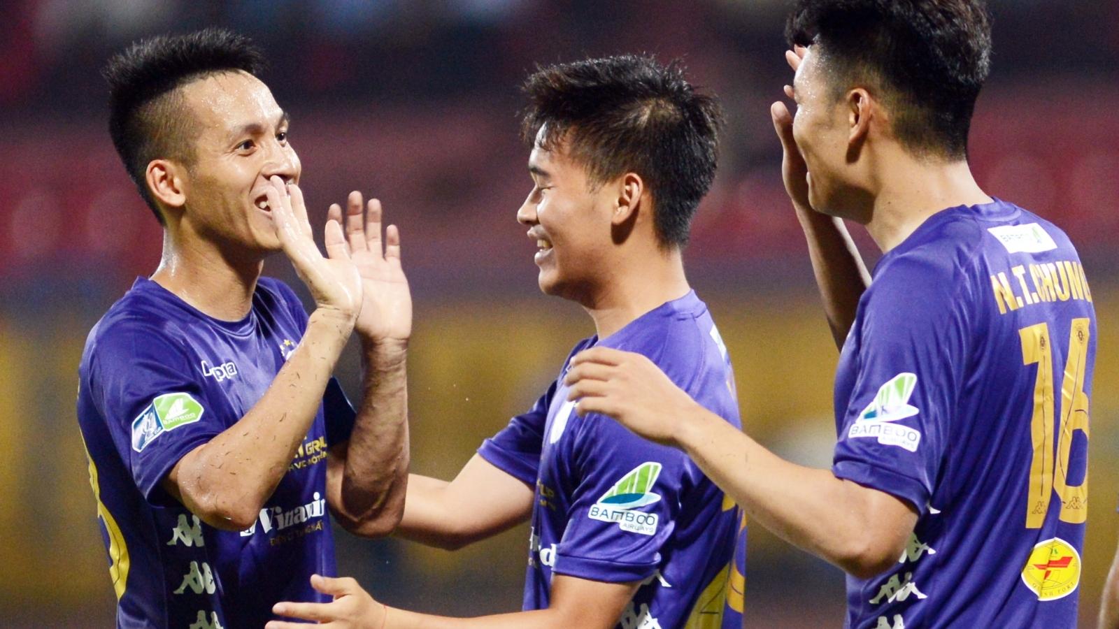 """Vòng 11 V-League 2020: Đội bóng của Công Phượng là """"kho điểm"""" của Hà Nội FC"""