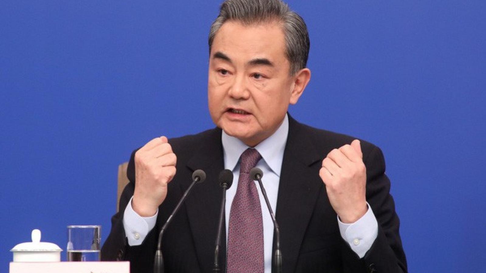 Trung Quốc thúc đẩy quan hệ hợp tác với 5 nước Trung Á