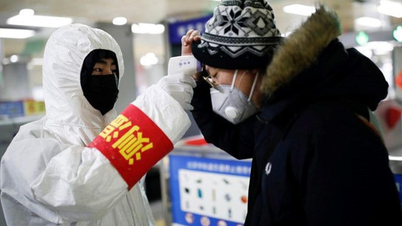 Thêm 1 thành phố ở Trung Quốc xuất hiện ca Covid-19 trong cộng đồng
