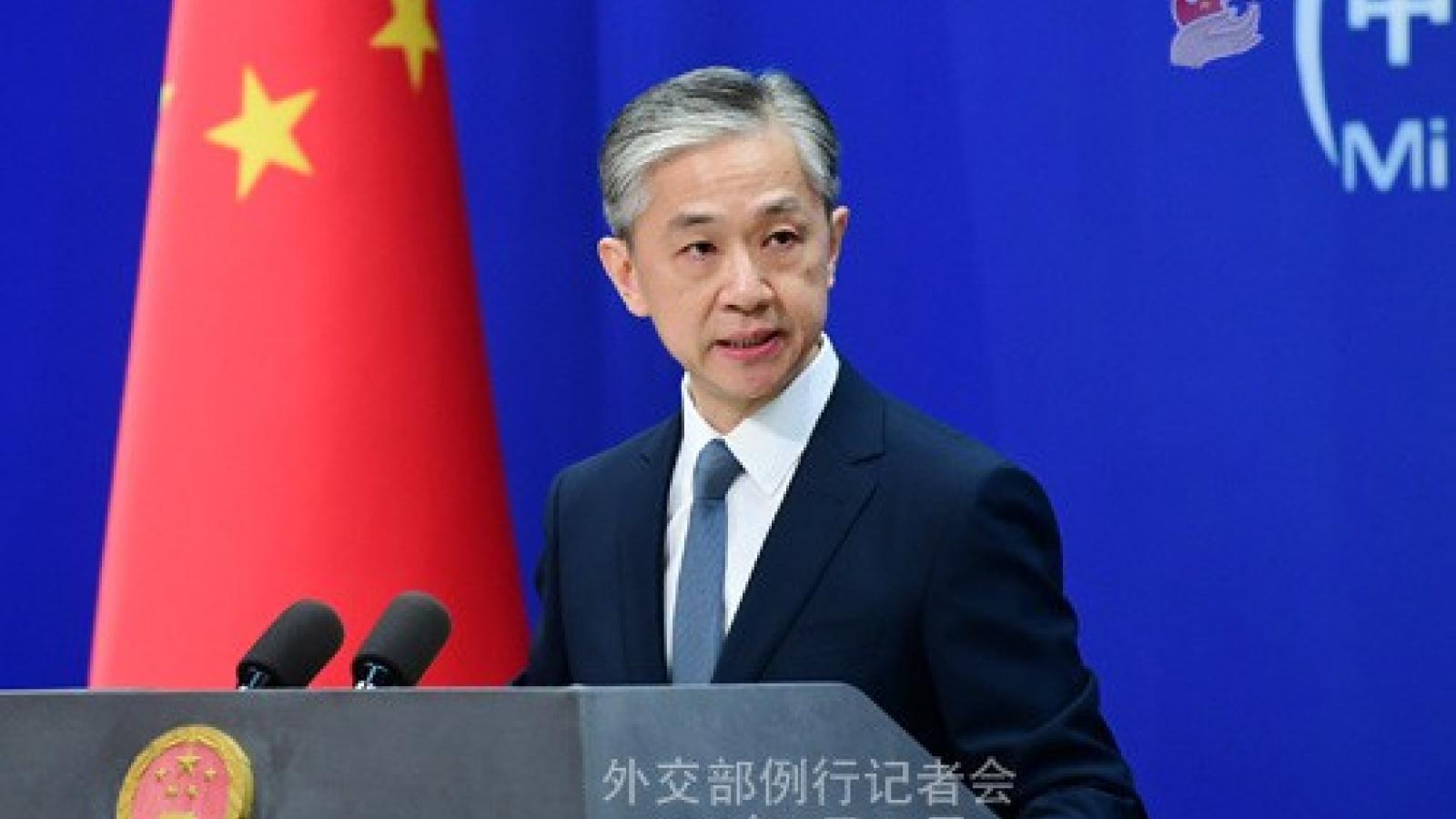 Trung Quốc phản đối việc Mỹ yêu cầu đóng cửa lãnh sự quán tại Houston
