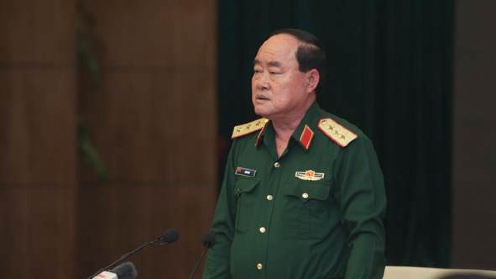 Thượng tướng Trần Đơn: Cần giải pháp cứng rắn ở biên giới để chống Covid-19