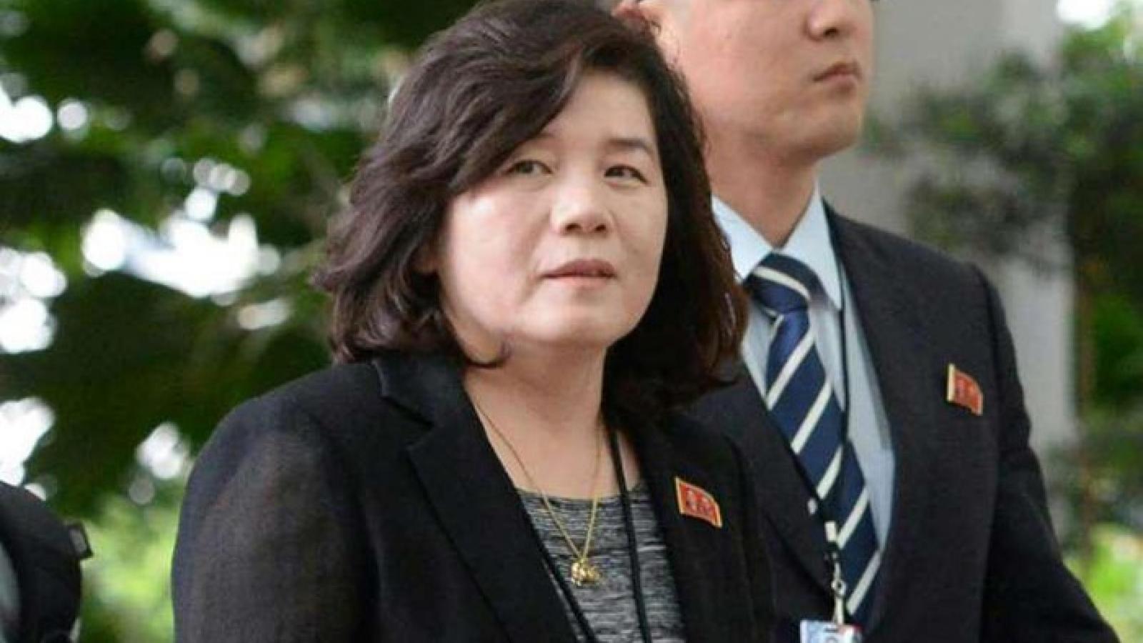 Triều Tiên bác khả năng nối lại đàm phán với Mỹ về phi hạt nhân hóa