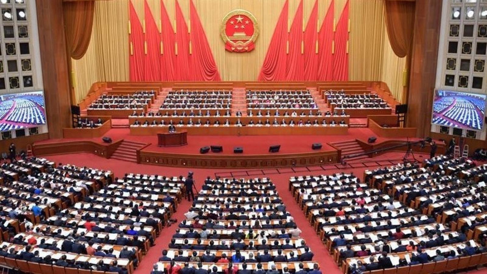 Trung Quốc sẽ tổ chức Hội nghị Trung ương 5 khóa 19 vào tháng 10