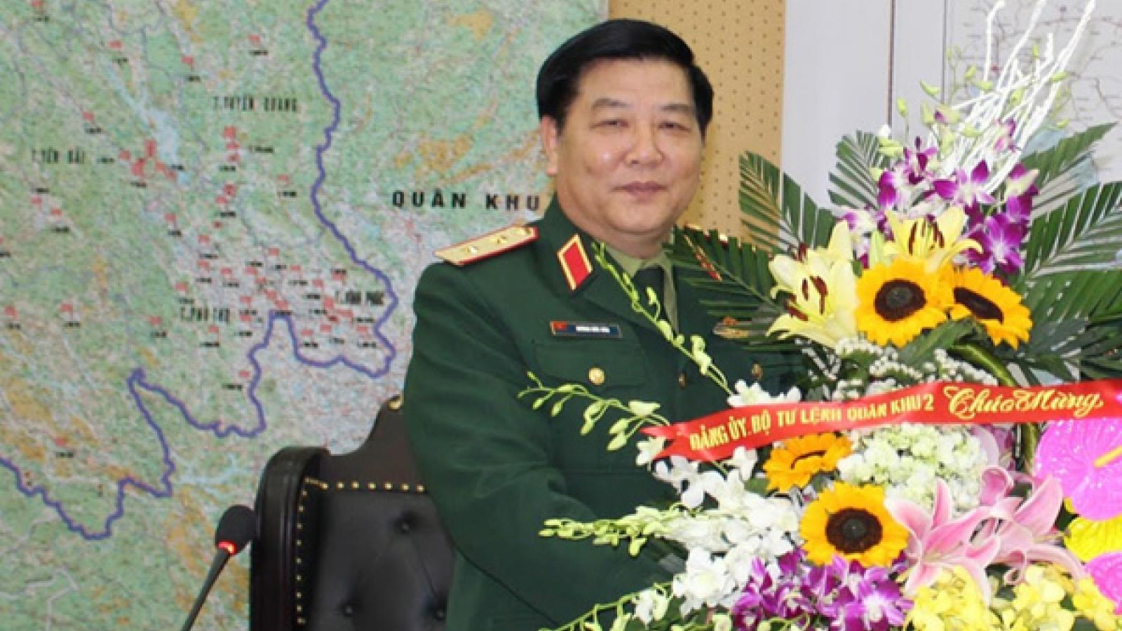 Đề nghị xem xét, thi hành kỷ luật Trung tướng Dương Đức Hòa