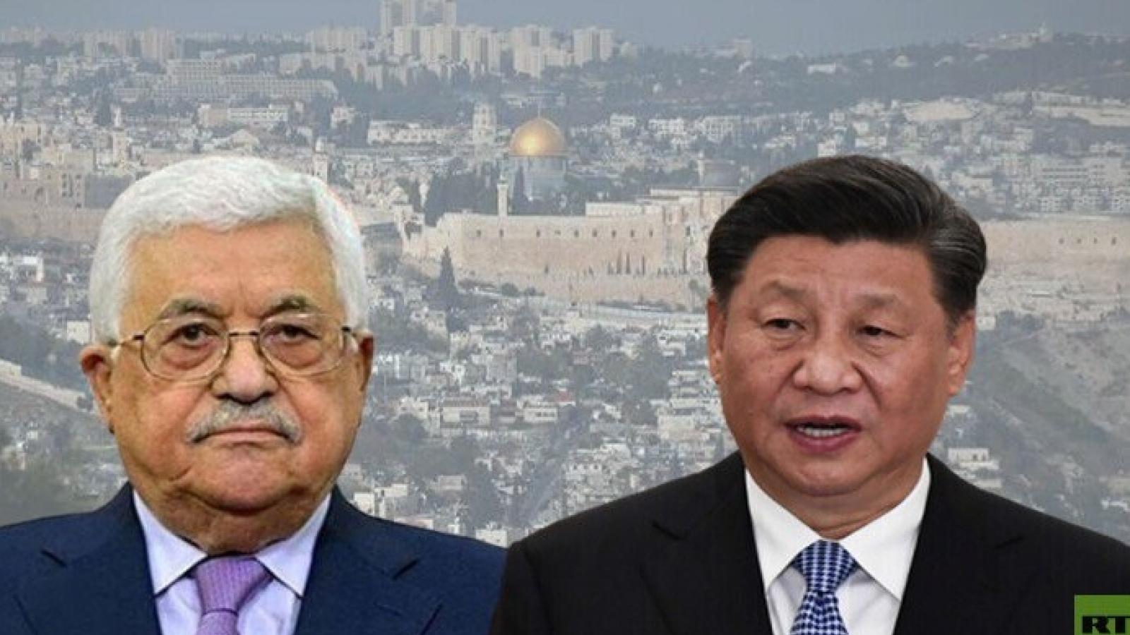Trung Quốc, Ai Cập khẳng định lập trường ủng hộ Palestine