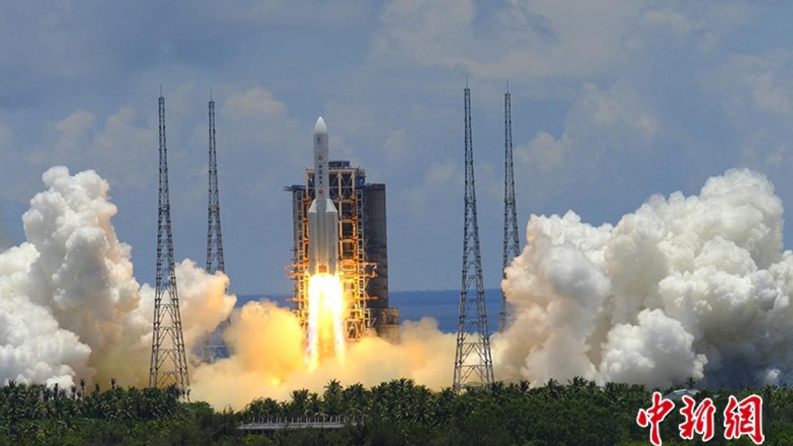 Trung Quốc phóng thành công thiết bị thăm dò sao Hỏa