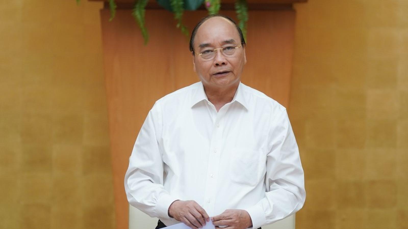 Thủ tướng: Phú Thọ cần phấn đấu tự cân đối ngân sách trong 3 năm tới