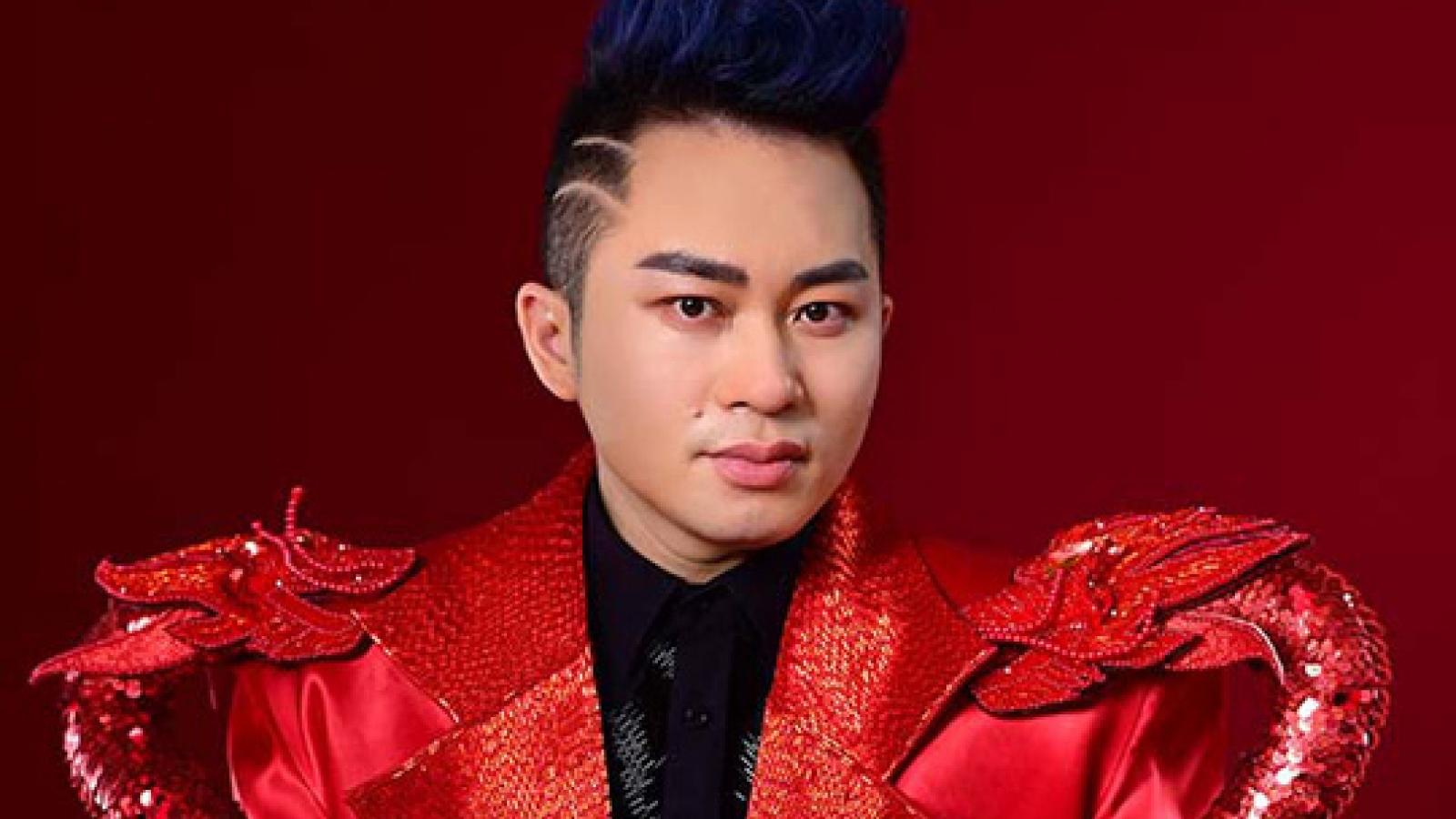 Tùng Dương làm giám khảo đêm chung kết Giọng hát hay Hà Nội
