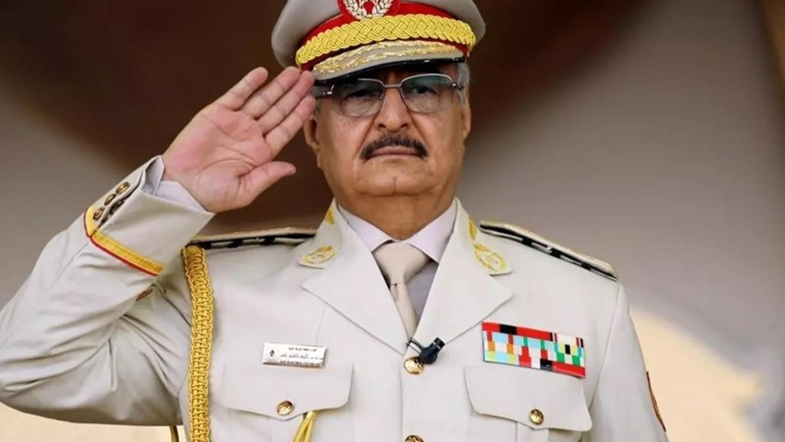 Thỏa thuận ngừng bắn ở Libya gặp nhiều trắc trở